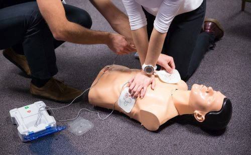 AED-en-reanimatie