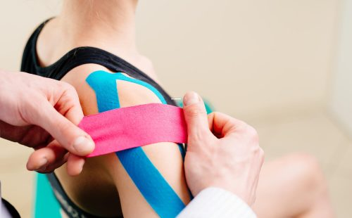 Medical-taping-basis
